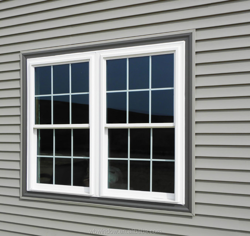 Vinyl windows new construction american double hung for Buy new construction windows online