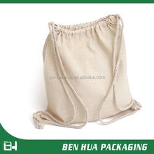 New Design Organic Cheap Cotton String Bag