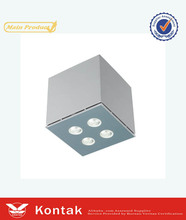 Sirim certification IP65 family blue lighted wall light of 2015