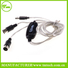 NEW USB TO MIDI CABLE CONVERTER FOR MUSIC KEYBOARD ADAPTER CORD