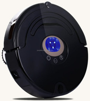 UV sterilization robot vacuum cleaner can work under bed and table