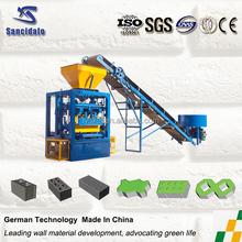 New products Concrete/cement/fly ash paver brick making machine/concrete block making