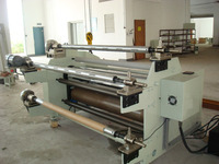 Roll Heating Laminating Machine For Films And Hot Melt Glue Materials