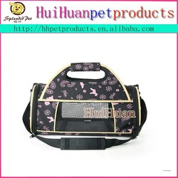 Pet Dog Portable Carry Carrier puppy Travel Tote Cage Bag for dogs and cats
