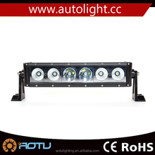 13.5 Inch 60W IP67 Curved LED Work Light Bar Spot Flood Combo Alloy Driving Lamp OffRoad 4WD Boat Offroad Led Light Bar