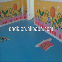 Eco friendly nursery soft flooring/kids flooring/kindergarten flooring