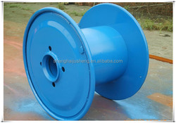 Durable Large Cable Reel Steel Bobbin/Drum for Cable Making Equipment