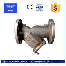 Golda-038 casting iron parts/sand casting