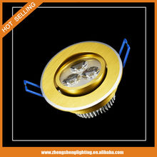 DLH-1390B-6 Hot CE/ROHS certificated high power LED downlight /dimmable led downlights/adjustable led downlight