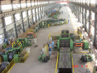 ERW pipes welding steel tubes mill machinery production lines tianjin port test certificate