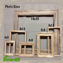 vintage wooden painting picture photo frame