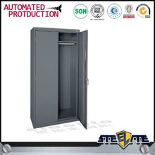 top quality Metal Clothes Lockers/Steel wardrobe cabinet