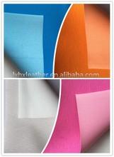 elastico pu cuoio sintetico per il rivestimento del pattino dh097