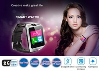 2015 fashion outdoor sports watch bluetooth watch with compass/phone call/anti-lost/pedometer function