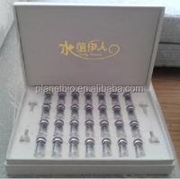 CE certificate Skin Care Face Liquid Pure Hyaluronic Acid Serum,free shipping