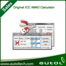 Original ICC IMMO Calculator Six Months of Free Updates ICC IMMO Calculate 4 Digital Pin Code Immobilizer Pin Code