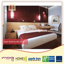 Bestsell Macchiato Hotel Project Jordans Furniture Bedroom Sets