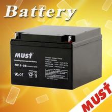 12V 120AH Vrla Battery/AGM Battery/Maintenance Free Battery