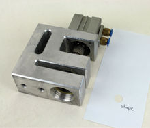 butterfly hole metal plate hole punching machine