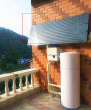 Thermodynamic Water Heating Panel System