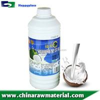 Fruit Juice Concentrate, Coconut Milk & Nata De Coco Juice Drink, Real Fruit C Juice for Bubble Tea