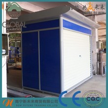 Prefabricated guard house, sentry box store for sale