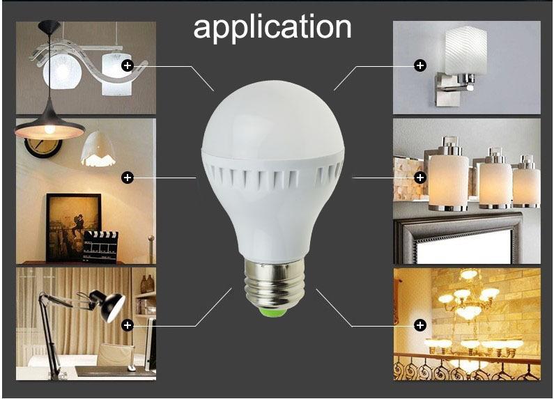 2014 new product China supplier Led Bulb Lamp,Bulbs Led E27,7W Led Lamp
