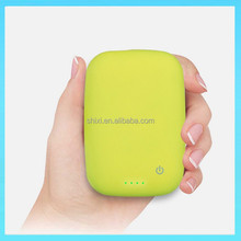 Dual USB Emergency Universal externer battery Charger 4000mAh wireless Power bank for Samrtphone