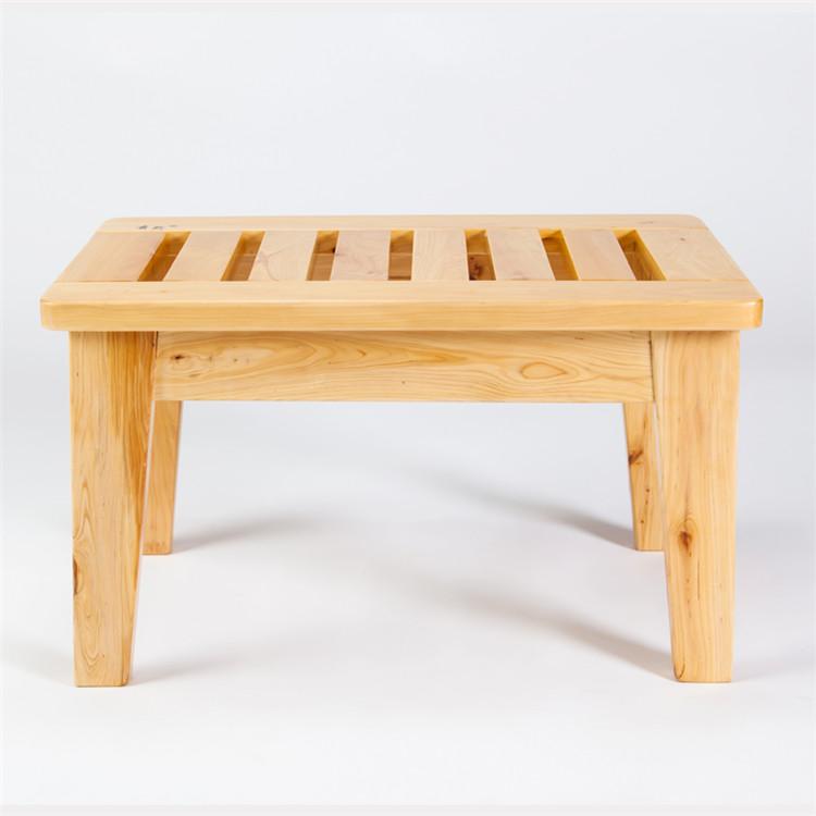 Holz duschhocker verwendet eco- freundlich material, hochwertige ... | {Duschhocker holz 45}