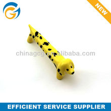 2013 New Dot Cartoon Dog Stylus Plastic Ball Pen
