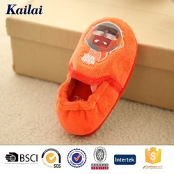 plush crochet baby light safety shoes