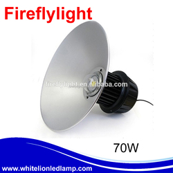 Bridgelux COB Industrial LED High Bay Light 70W with CE and RoSH