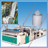 Small Toilet Paper Making Machine For Sale