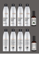 Professional instant hair relaxer brazilian keratin hair treatment