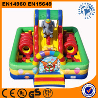 Giant High Quality Inflatable Playground on Sale
