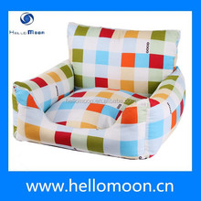 Top Quality China Factory Low Price Tartan Design Kennel Dog