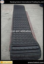Small rubber track/Rubber crawler/rubber track chassis