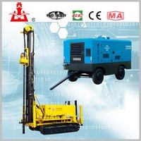 Fashionable hot sell portable used water well drilling rigs