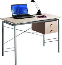Wooden 2 Drawer Computer Table Laptop