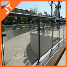 railing balcony/aluminum railing/aluminum profile rail