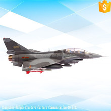 J-10 two-seat collectible toy static aircraft diecast model