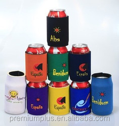 insulated neoprene can holder/stubby cooler/can cooler