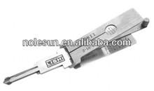 Lishi tools 2 em 1 NSN11 Nissan Infiniti ou para Subaru para ferramentas de serralheiro Ford