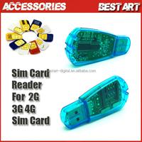 USB 2.0 3g mobile Sim Card Reader