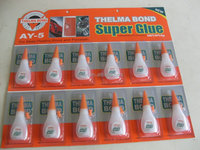 top quality 502 adhesive instant cyanoacrylate super glue