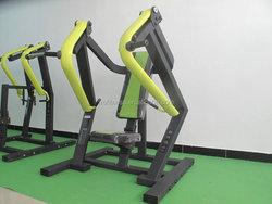 indoor fitness exercise equipment/chest press