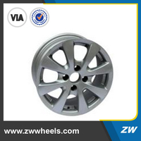 ZW-Z4010 5 Hole and 17;18;20;22inch Diameter replica car alloy wheel