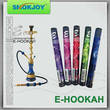 Hot Selling 500 Puffs and 800 Puffs e-hookah disposable e hookah electronic ehookah pen wholesale hookah table