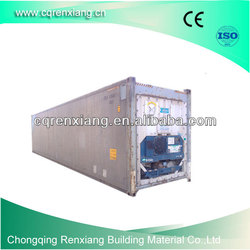 2013 China new/used 40'ft cargo dry or reefer container prices for sale
