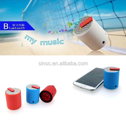 latest mini music cube portable speaker phone accessory